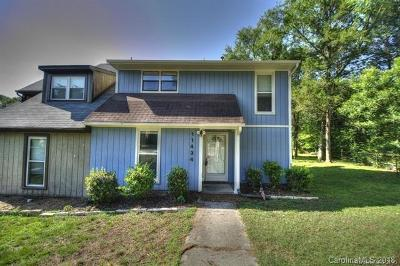 Charlotte NC Condo/Townhouse For Sale: $148,900