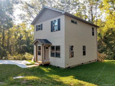 Asheville Single Family Home For Sale: 134 Old County Home Road