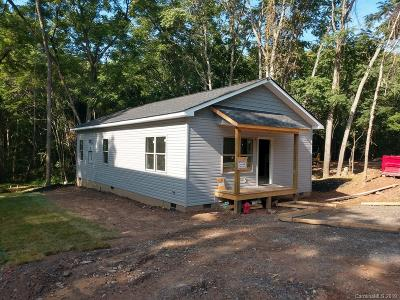 Asheville NC Single Family Home Under Contract-Show: $234,900