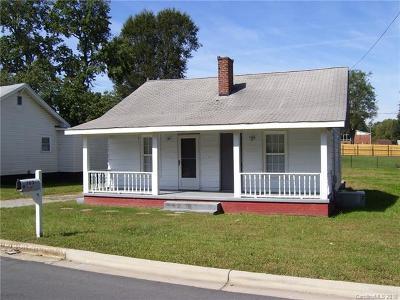 Landis Single Family Home For Sale: 103 N Meriah Street