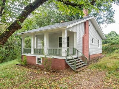 Asheville Single Family Home For Sale: 22 Sayles Road