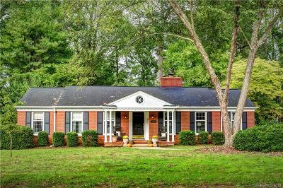 Charlotte Single Family Home For Sale: 3908 Sussex Avenue