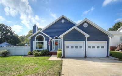 Cabarrus County Single Family Home Under Contract-Show: 349 Canter Court NW