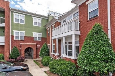 Indian Trail Condo/Townhouse Under Contract-Show: 6112 Creft Circle #118