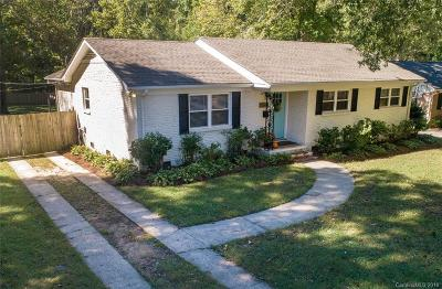 Charlotte NC Single Family Home For Sale: $265,000