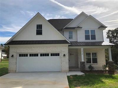 Harrisburg, Kannapolis Single Family Home For Sale: 1215 Robinhood Lane #60