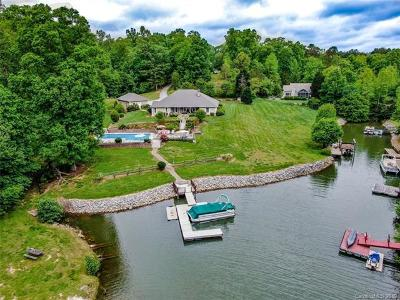Troutman NC Single Family Home For Sale: $1,150,000