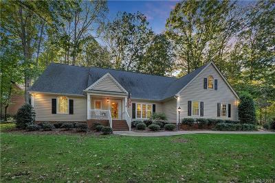 Gastonia Single Family Home Under Contract-Show: 1721 Clubview Circle
