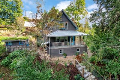 Asheville NC Single Family Home For Sale: $330,000
