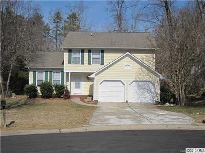 Charlotte Single Family Home For Sale: 3310 Sorrento Court