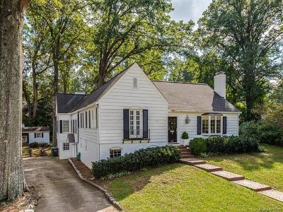 Charlotte Single Family Home For Sale: 2311 Vernon Drive