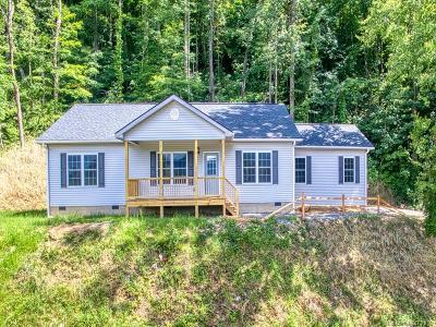 Waynesville Single Family Home For Sale: 744 April Park #26-R