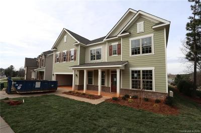 Charlotte Single Family Home For Sale: 15033 Sapphire Hill Lane #17