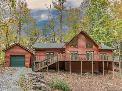 Brookside Forest, Firefly Cove, Lake Lure Village Resort, Laurel Lakes, Riverbend At Lake Lure, Rumbling Bald Resort, Sweetbriar Farms, The Peaks At Lake Lure, Twelve Mile Post, Vista At Bills Mountain Single Family Home For Sale: 382 Bolt Road