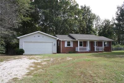 York Single Family Home Under Contract-Show: 12795 Highway 55 Highway W