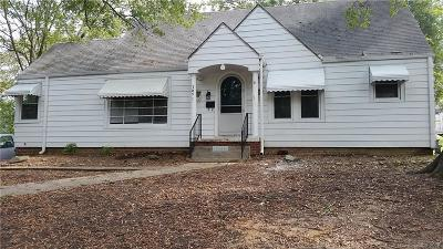 Spencer Single Family Home Under Contract-Show: 705 Carolina Avenue