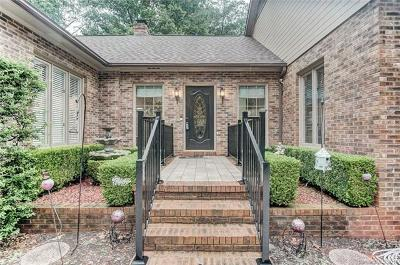 Charlotte NC Single Family Home For Sale: $320,000