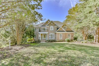 Matthews Single Family Home Under Contract-Show: 3117 Cardigan Court