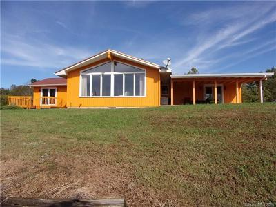 Marshall NC Single Family Home For Sale: $799,900