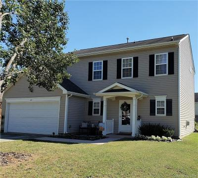 Mooresville NC Single Family Home For Sale: $192,000