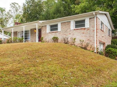 Candler Single Family Home Under Contract-Show: 268 Monte Vista Road