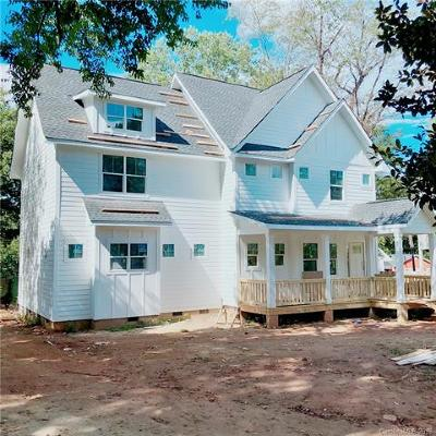Charlotte Single Family Home For Sale: 1146 Woodside Avenue