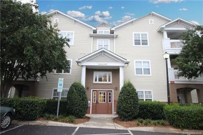 Cornelius Condo/Townhouse For Sale: 17141 Doe Valley Court