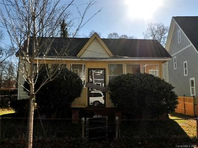 Single Family Home For Sale: 615 Baldwin Avenue