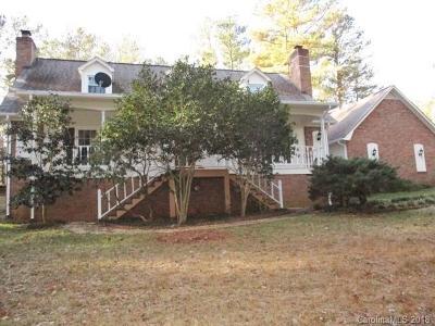 Lancaster Single Family Home For Sale: 2742 Sandy Branch Lane