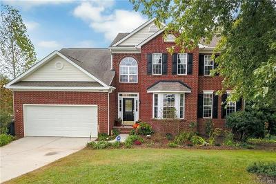 Weddington, Waxhaw Single Family Home For Sale: 1405 Willow Ridge Lane