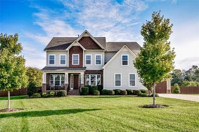 Mooresville Single Family Home For Sale: 154 Farm Knoll Way