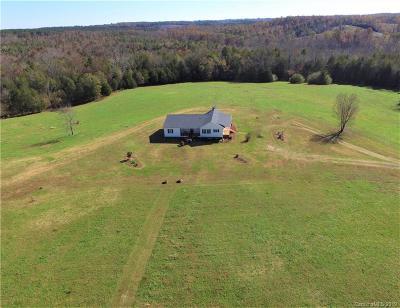 Single Family Home For Sale: 1770 Legion Road