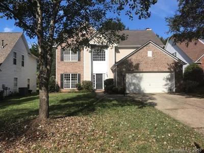 Single Family Home For Sale: 16017 Woodcote Drive