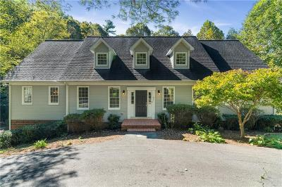 Hickory Single Family Home For Sale: 931 25th Avenue Drive NW