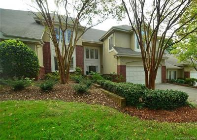 Charlotte Condo/Townhouse For Sale: 6613 Gaywind Drive