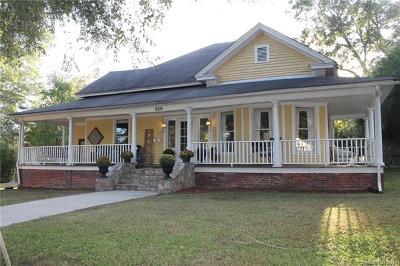 Lincolnton Single Family Home For Sale: 320 S Laurel Street