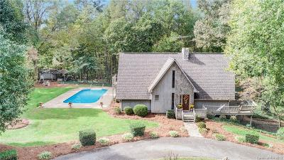 Troutman Single Family Home For Sale: 121 Shady Cove Road NW