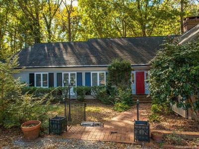 Tryon Single Family Home For Sale: 159 Silver Fox Lane