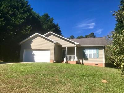 Catawba County Single Family Home Under Contract-Show: 1280 Keri Place