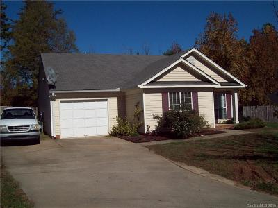 Mooresville Single Family Home Under Contract-Show: 660 Rebecca Jane Drive