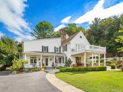 Swannanoa NC Single Family Home For Sale: $1,953,982