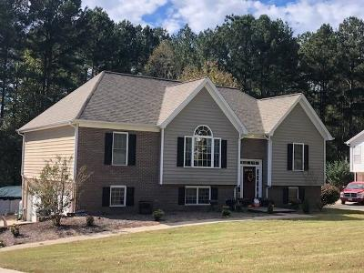 Alexander County, Caldwell County, Ashe County, Avery County, Watauga County, Burke County Single Family Home Under Contract-Show: 5572 Serene Place