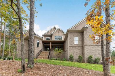 Mooresville NC Single Family Home For Sale: $685,000