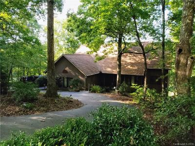 Brookside Forest, Firefly Cove, Lake Lure Village Resort, Laurel Lakes, Riverbend At Lake Lure, Rumbling Bald Resort, Sweetbriar Farms, The Peaks At Lake Lure, Twelve Mile Post, Vista At Bills Mountain Single Family Home For Sale: 135 Downing Place