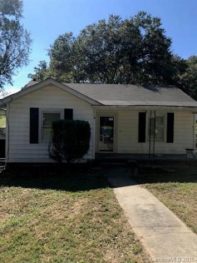 Gastonia Single Family Home Under Contract-Show: 607 4th Avenue E