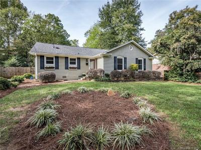 Single Family Home Under Contract-Show: 5910 Rose Valley Drive