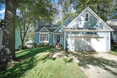 Charlotte Single Family Home For Sale: 3814 Melshire Lane