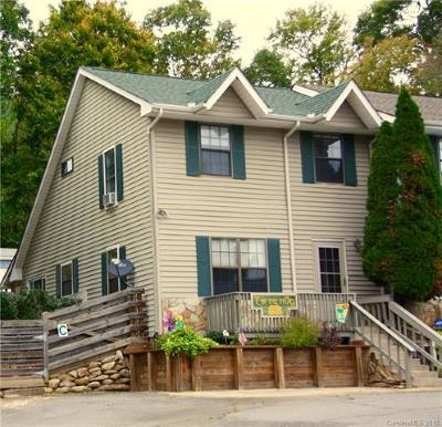 Bat Cave, Black Mountain, Chimney Rock, Columbus, Gerton, Lake Lure, Mill Spring, Rutherfordton, Saluda, Tryon, Union Mills Condo/Townhouse For Sale: 10 E Keesler Avenue E #C