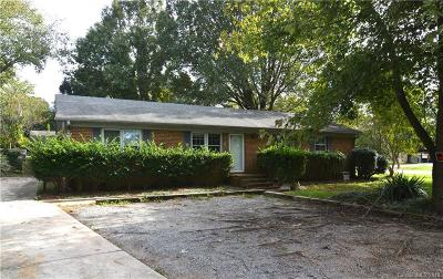 Matthews Single Family Home For Sale: 1224 Stallings Road