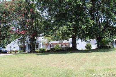 Gastonia Single Family Home For Sale: 4869 Willow Pond Road